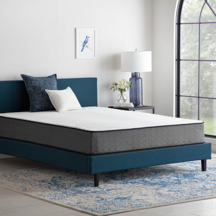 "Songbird 10"" Hybrid Firm Mattress,ultimattress,Malouf,Mattress"