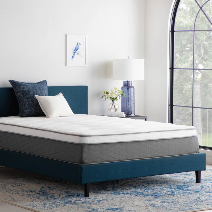 "Songbird 12"" Hybrid Plush Mattress"