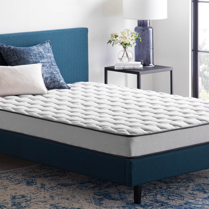 "Songbird 7"" Innerspring Firm Mattress,ultimattress,Malouf,Mattress"