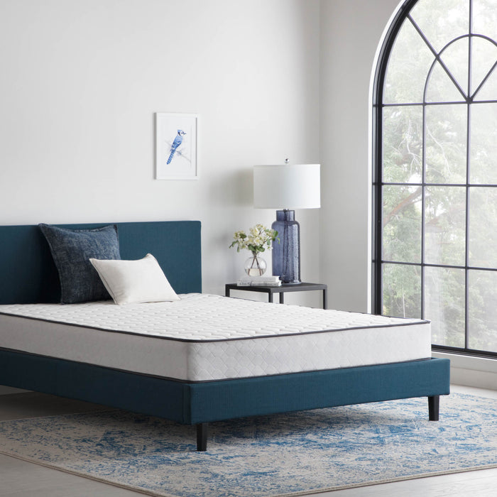 "Songbird 8"" Hybrid Firm Mattress"