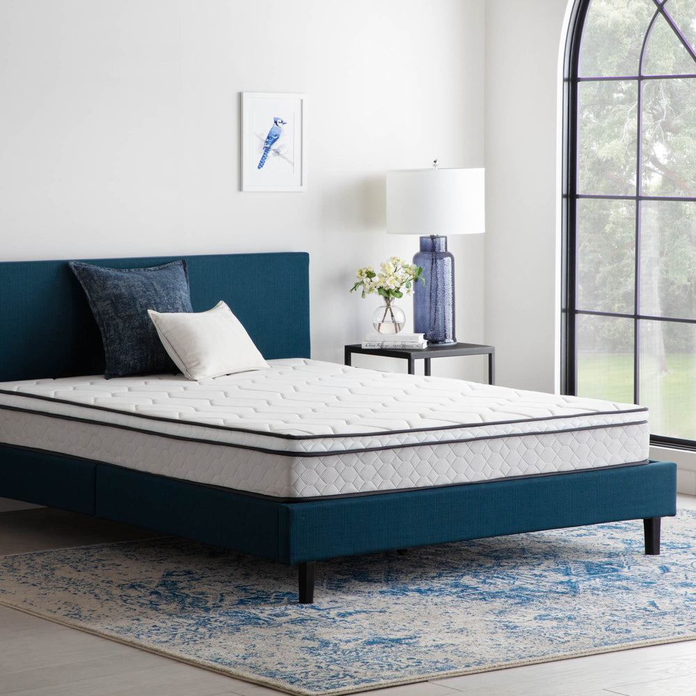"Songbird 8"" Hybrid Plush Mattress,ultimattress,Malouf,Mattress"