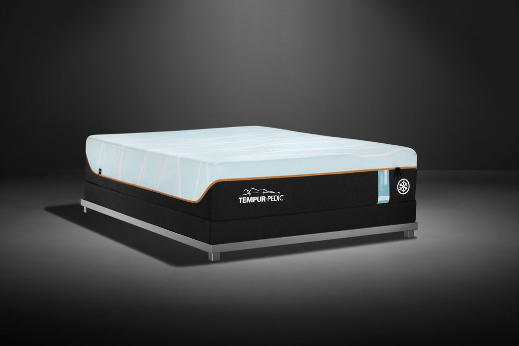 "TEMPUR-LUXEbreeze° 13"" Firm Mattress - 8 Cooler°"
