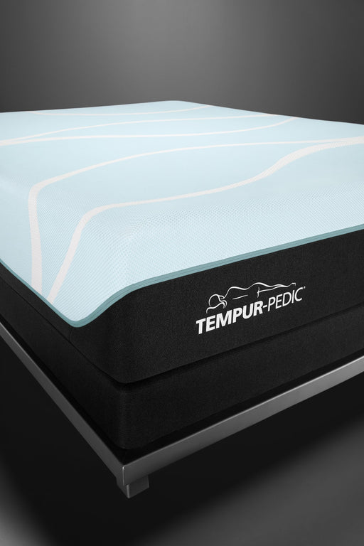 "TEMPUR-PRObreeze° 12"" Medium Mattress - 3 Cooler°"
