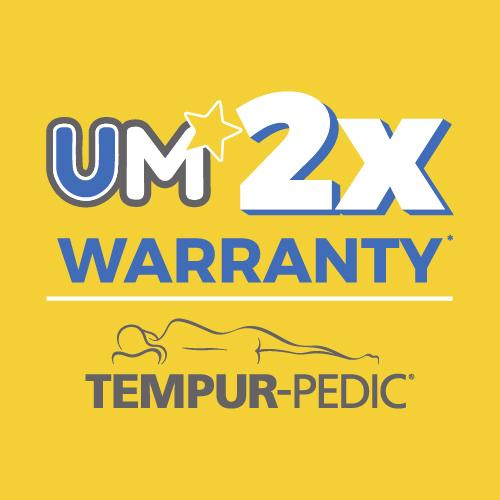 20 Year Tempurpedic Warranty at UltiMattress