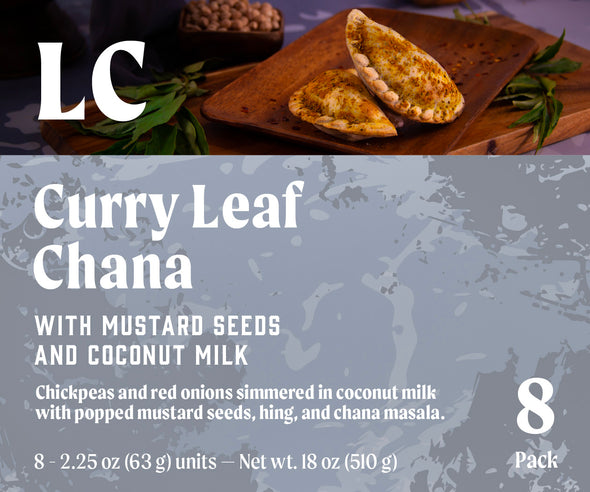 Curry Leaf Chana