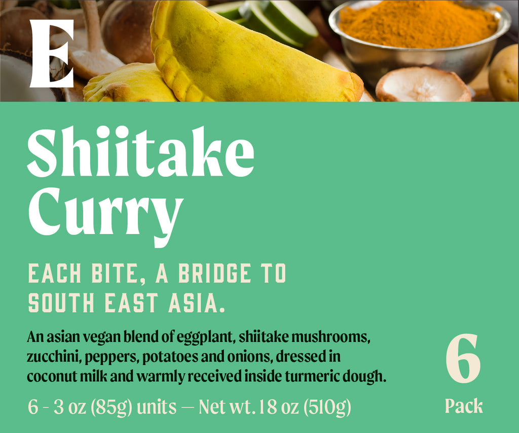Shiitake Curry