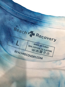 """Akalines"" Group Exhibition x Beach Recovery Tie Dye Shirts"