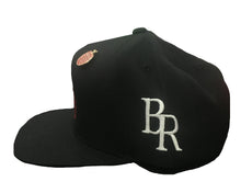Load image into Gallery viewer, Black Art Apple NYC x Billionaires Row Snapback