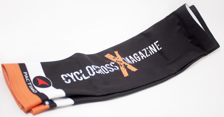 Cyclocross Magazine Arm Warmers - Free Shipping