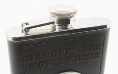 Handups are not a crime cyclocross flasks