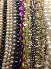 Create your own Pearl Necklace/Bracelet