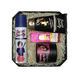 Super Smelly - Zero Toxin Free and Natural Super Smell and Face Care Gift Pack for Girls, with Deodorant, Face Wash, Face Pack and Lip Balm