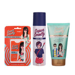COMBO - SWEET AS SIN (20 ML), WILDCHILD (150 ML) & ALOE VERA + GINSENG (100 ML)
