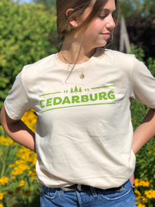Cedarburg 1843 Unisex T-shirt | 3 color choices -Local Delivery