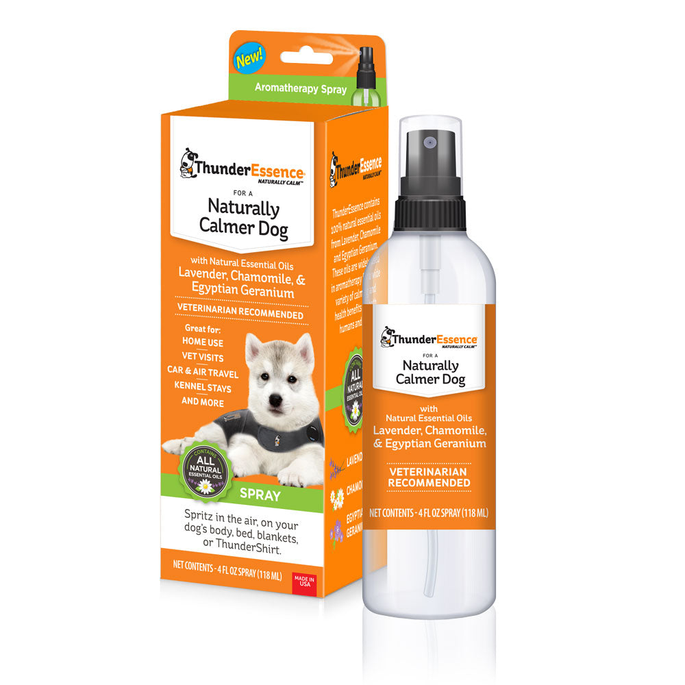 ThunderEssence Essential Oil for Dogs - Spray