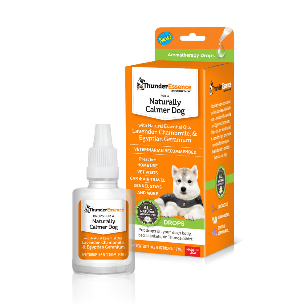ThunderEssence Essential Oil for Dogs - Drops