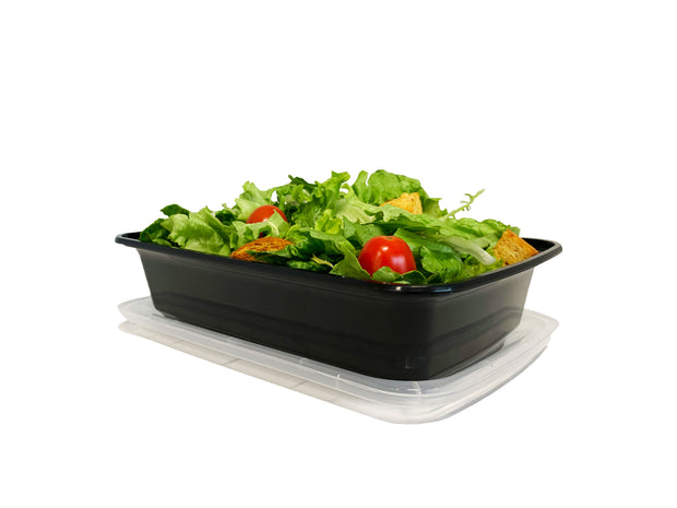 28 oz. Meal Prep Food Container - 50 Pack