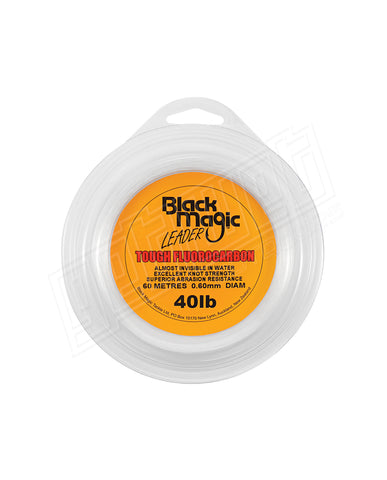Black Magic Flouro Carbon Leader