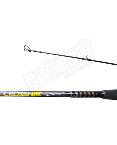Daiwa 2020 Crossfire Surf Rods