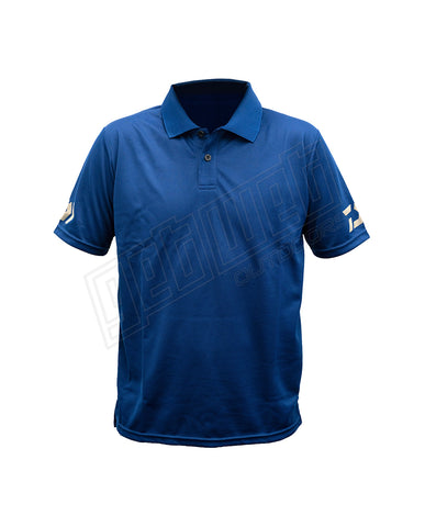 Daiwa DVEC Polo Shirt Navy