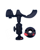 Rotational Kayak Rod Holder and Star Mount