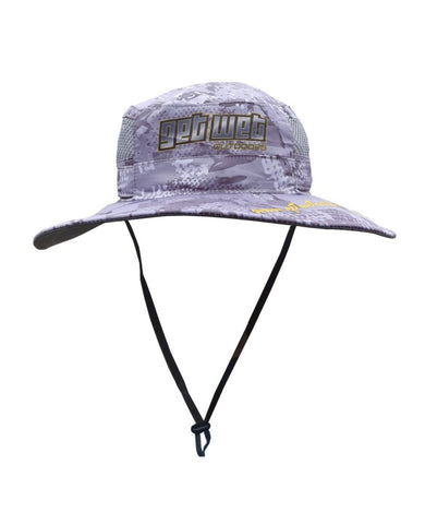 UPF50+ Bucket Hat Light Grey