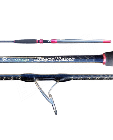 Gladiator Skunk Works Jig Rods