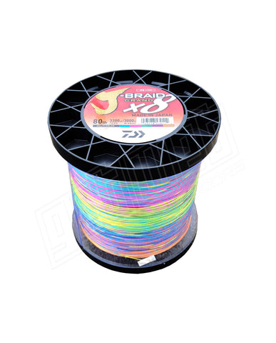 J-Braid Grand 3000m Multi Colour