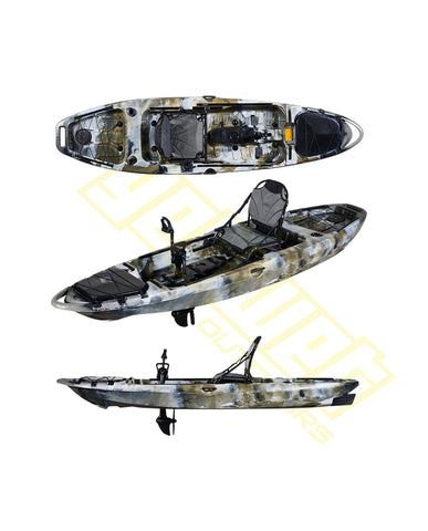 Matrix Pro 10 Pedal Kayak 2021 Model