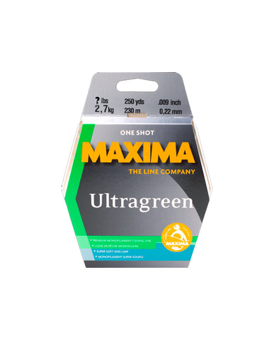 Maxima Ultra Green One Shot