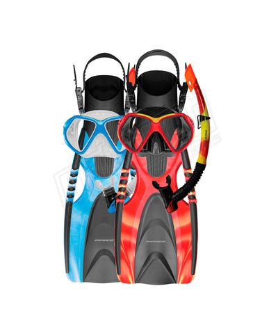 Mirage Fusion Flippers