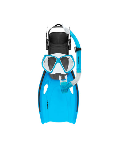 Nomad Snorkel And Mask Set Silicone
