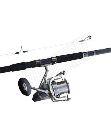 Daiwa Comp-X 15ft & Okuma 8K Long Cast Combo