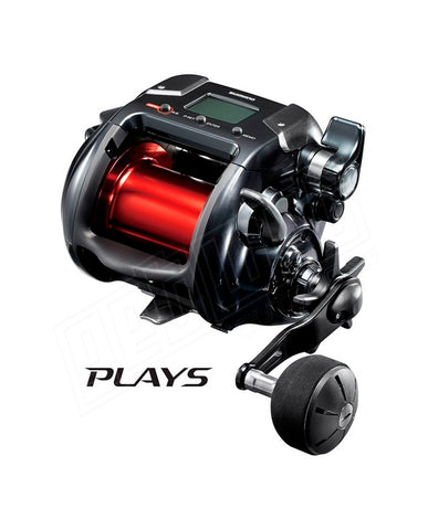 SHIMANO Plays Electric Reel