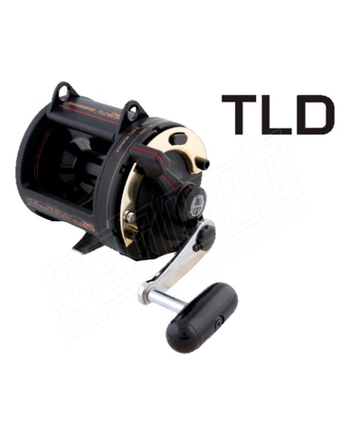 SHIMANO TLD Triton Lever Drag Over Head Reel