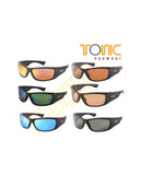 Tonic Shimmer With Mat Black Frames