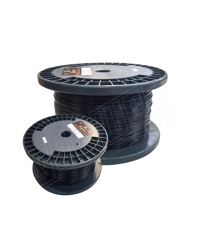 Shogun 7x7 Nylon Coated Stainless Wire 600lb