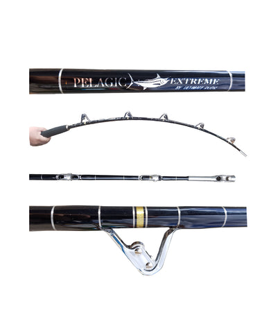 Ultimate Rods Pelagic Extreme 24-37Kg