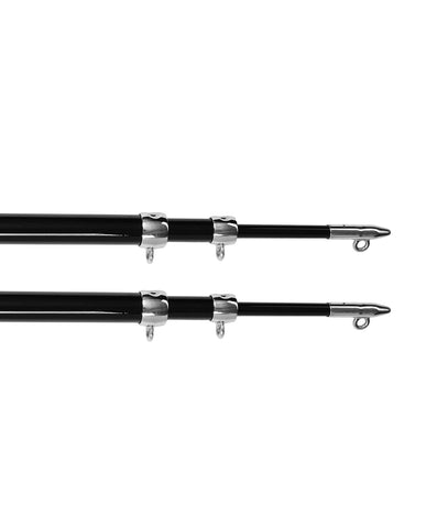 Viper Pro Series II Telescopic Outrigger Poles Only