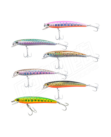 Yo-Zuri Pins Minnows 50mm
