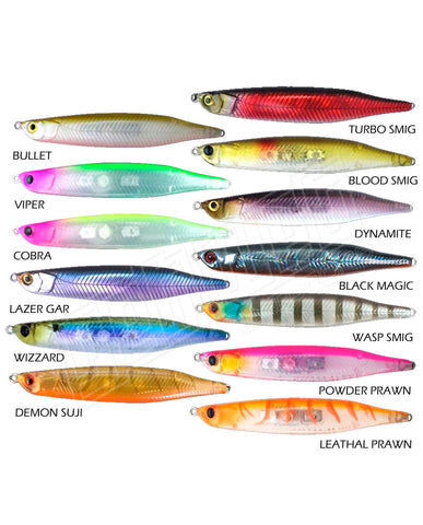 Hurricane Switch 66 Bent Minnow