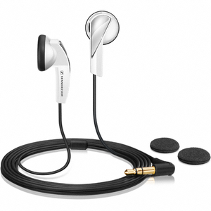 Sennheiser MX 365 In-Ear Headphones White