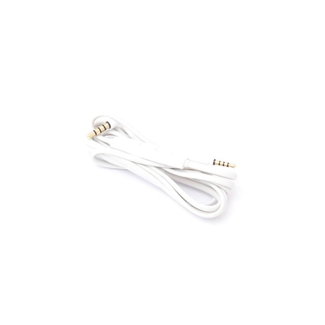 HD 4.30G CORD ASSY WHITE