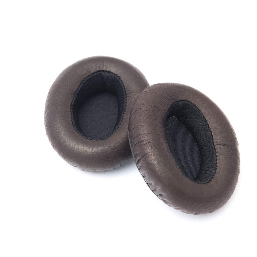 Ear cushion, brown, 1 pair