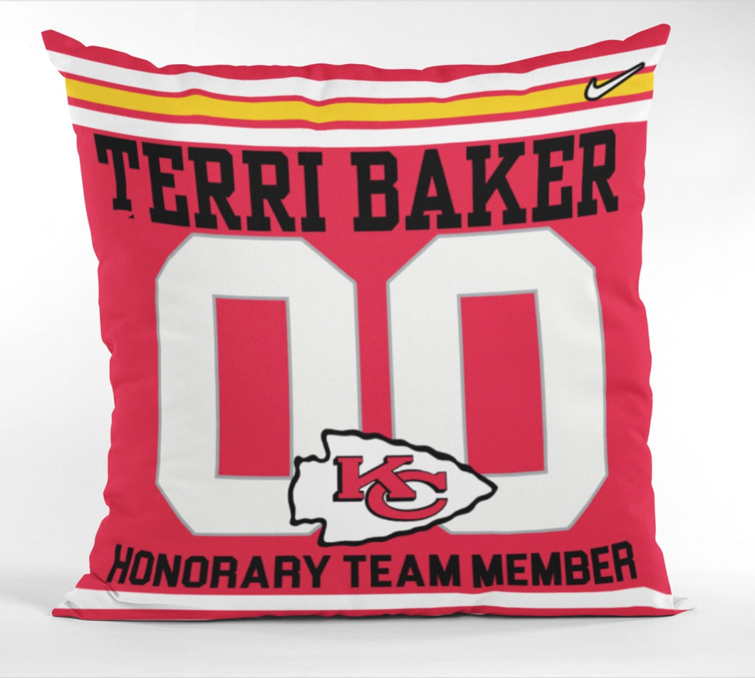 NFL CUSTOM PILLOW