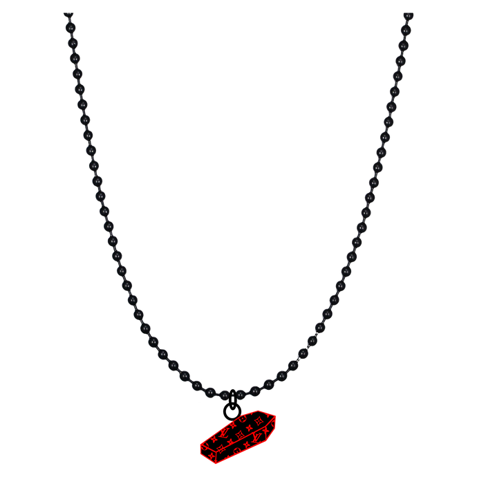 Design3r Death RIP Necklace