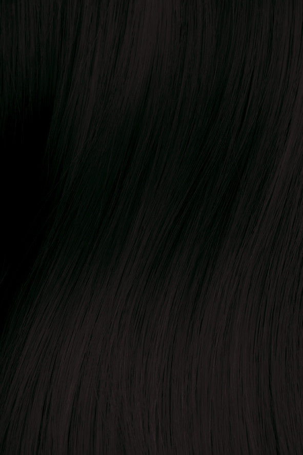 "Black Is The New Black - 20"" Ultimate Volume Clip In Hair Extensions"