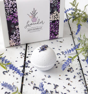 Bath Bomb Kit - Lavender