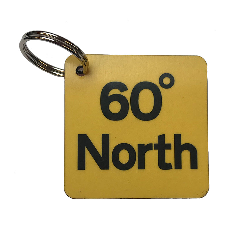 60 north keyring