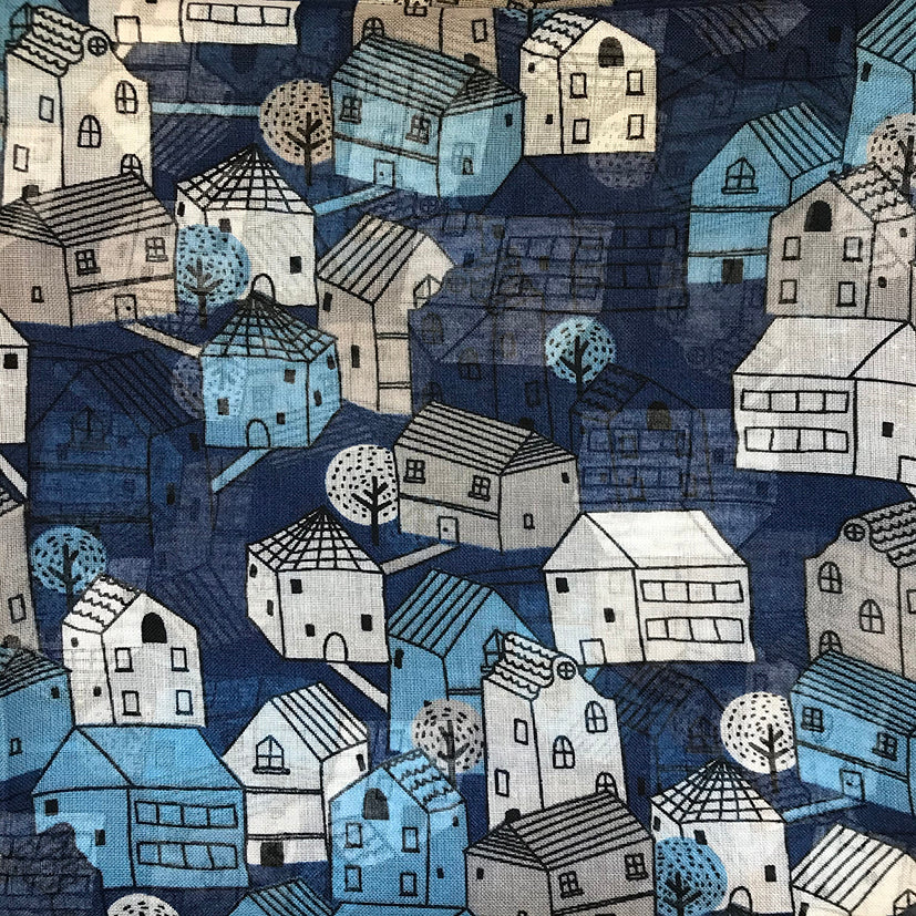 Houses Scarf